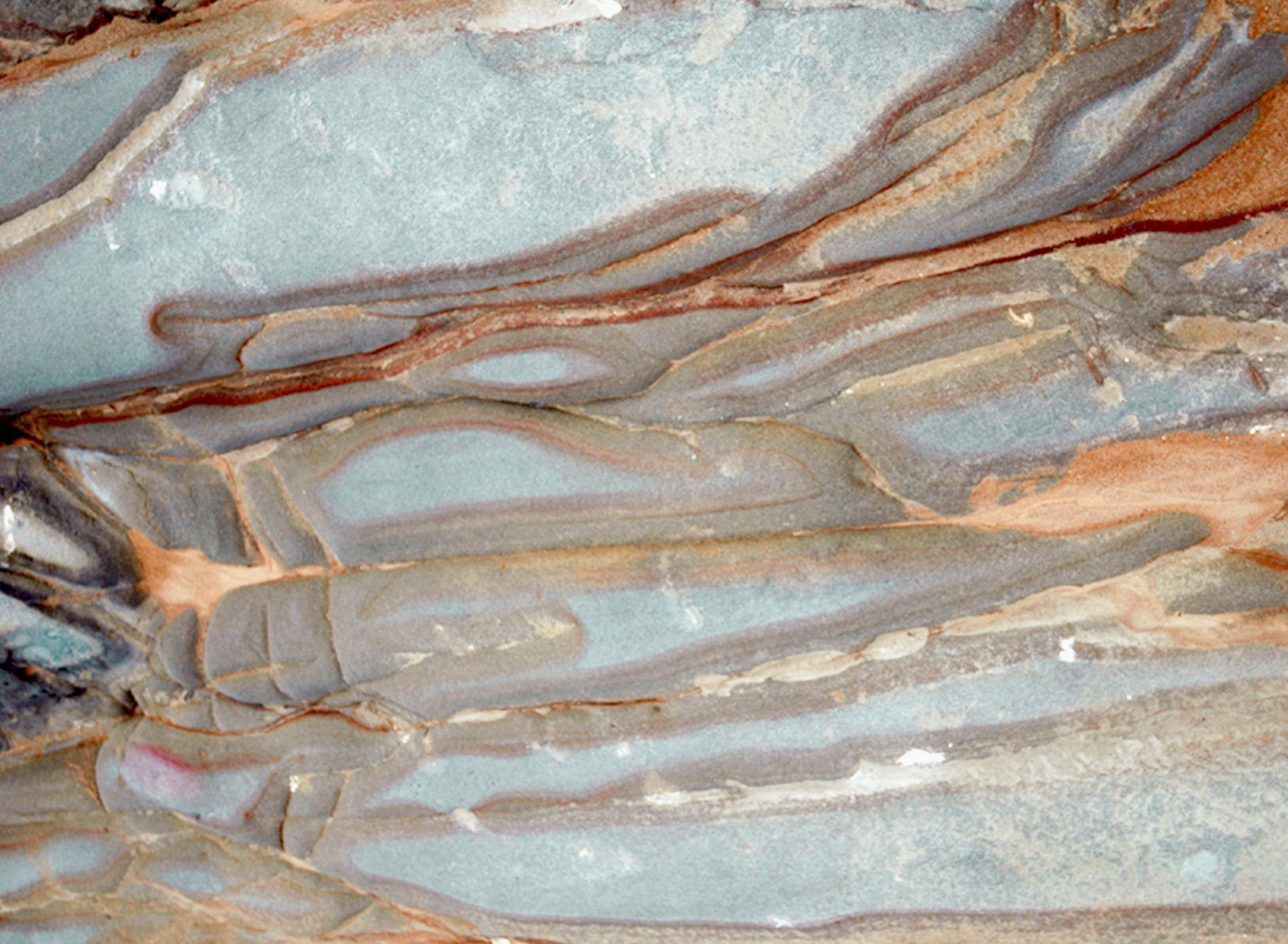 Colored Fault Lines